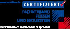 Grafik Zertifizierung Fachverband Fliese